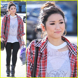 Brenda Song Shops Wasteland