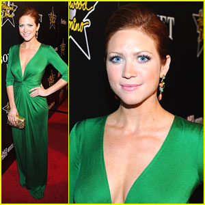 Brittany Snow: '1600 Penn' Star!