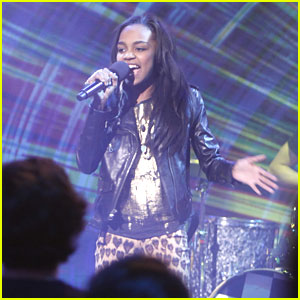 China Anne McClain is 'Unstoppable' on 'So Random'