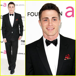 Colton Haynes: 'Teen Wolf' Coming to DVD Soon!