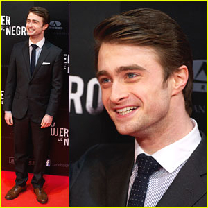Daniel Radcliffe: Madrid Man