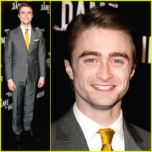 Daniel Radcliffe: 'The Woman In Black' in Paris!