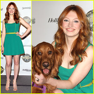 Jacqueline Emerson: Golden Collar Awards 2012