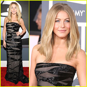 Julianne Hough - Grammy Awards 2012
