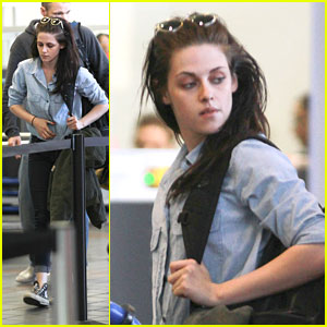 Kristen Stewart is Leaving Los Angeles