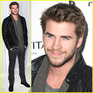 Liam Hemsworth Launches PS Vita