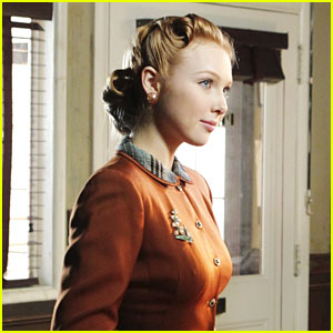 Molly Quinn is a 'Blue Butterfly'