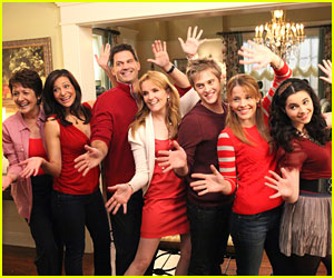 Switched At Birth's Family Photos!