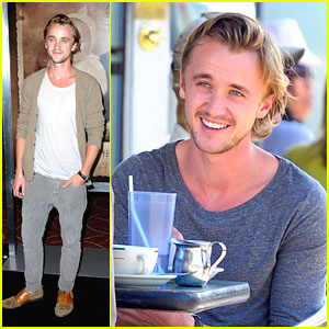 Tom Felton: 'Woman in Black' Premiere in LA