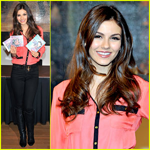 Victoria Justice: HMV Hottie