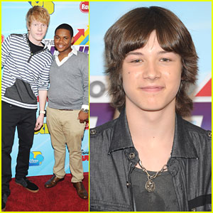 Leo Howard, Adam Hicks &#038; Doc Shaw: Disney Upfronts!