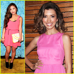 Ally Maki &#038; India de Beaufort: Just Jared's 30th Birthday Party Pretty