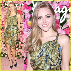 AnnaSophia Robb: Ferragamo Fragrance Launch