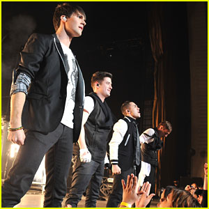 Big Time Rush: Radio City Music Hall Concert!
