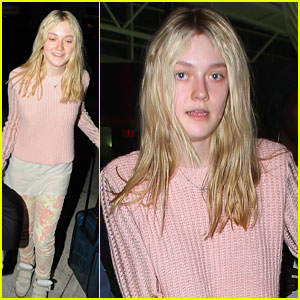 Dakota Fanning: Back to the Big Apple