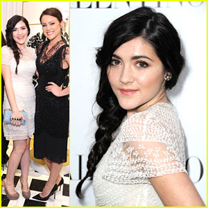 Isabelle Fuhrman: Valentino Rodeo Drive Opening!