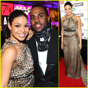 Jordin Sparks & Jason Derulo: Celebrity Fight Night 2012