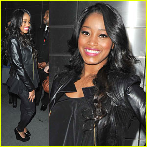 Keke Palmer: New York Night!
