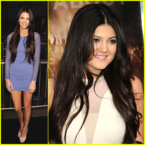 Kendall & Kylie Jenner: 'Project X' Pair