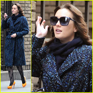 Leighton Meester: Shady Lady