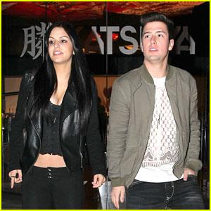 Logan Henderson: Katsuya Date Night