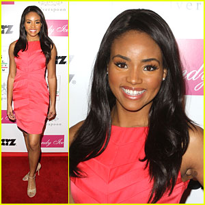 Meagan Tandy Makes A 'Visual Impact'