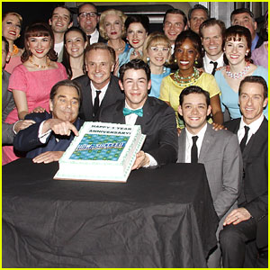 Nick Jonas: 'How To Succeed' Anniversary!