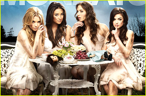 Pretty Little Liars -- 'A' Revealed! [Spoilers]