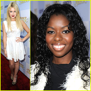 Renee Olstead & Camille Winbush: 'Who's The Fairest Of Them All?'