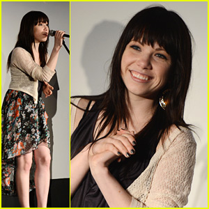 Carly Rae Jepsen Goes Underground with Y100