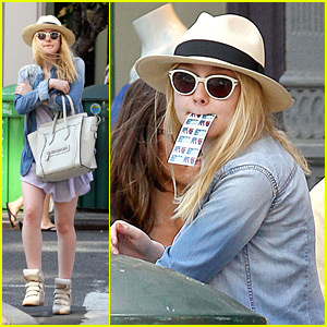 Dakota Fanning: Tribeca Film Festival Judge!