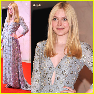 Dakota Fanning -- White House Correspondents' Dinner 2012