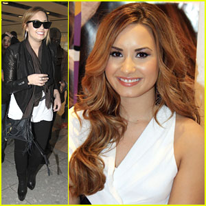 Demi Lovato: Milan Meet & Greet!