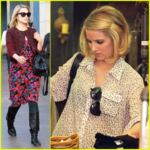 Dianna Agron: Girl at the Grove