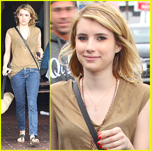 Emma Roberts: Pretty Amazing Contest Ends Soon!