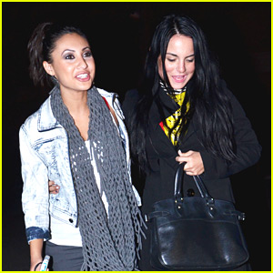 JoJo & Francia Raisa: Supperclub Cuties