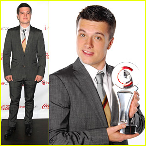 Josh Hutcherson: Breakthrough Performer of the Year at CinemaCon