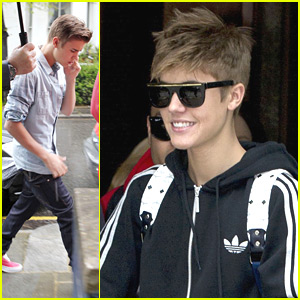 Justin Bieber: Men In Black III Alien!