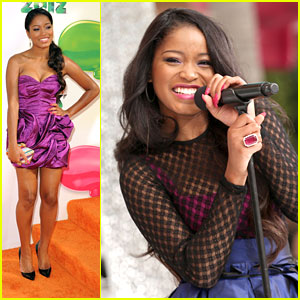 Keke Palmer: Kids Choice Awards Performance WATCH NOW!
