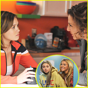 Nicole Anderson: New 'Make It Or Break It' Pics!