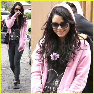 Vanessa Hudgens: 'Coachella Blew My Head Off!'