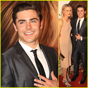 Zac Efron: 'The Lucky One' in Melbourne