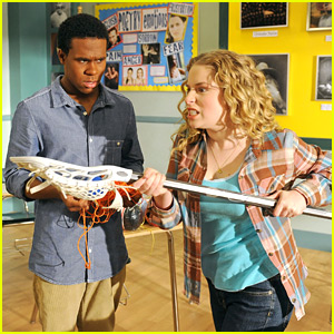 Allie Grant: Lacrosse Game Face!