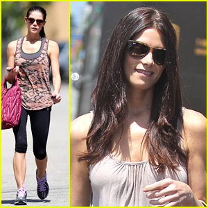 Ashley Greene: Wednesday Workout