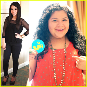 Cierra Ramirez & Raini Rodriguez are 'Girls In Progress' -- JJJ Exclusive Interview & Pics!