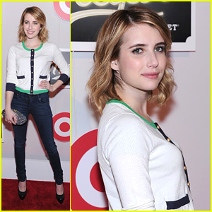 Emma Roberts: The Shops at Target Launch!