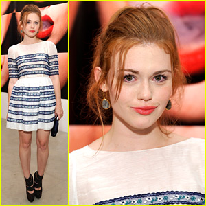 Holland Roden: Headed to London Comic Con!