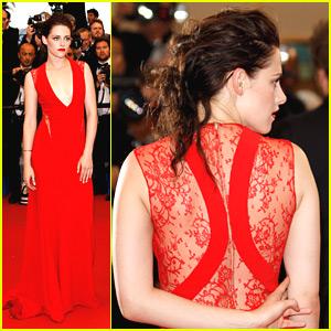 Kristen Stewart: 'Cosmopolis' Premiere in Cannes