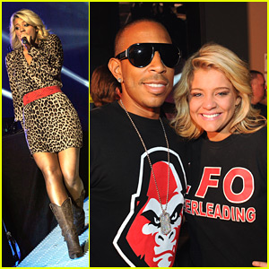 Lauren Alaina: Teen Choice Award 2012 Nominee!