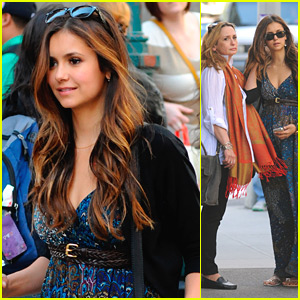 Nina Dobrev: 'Vampire Diaries' Renewed!